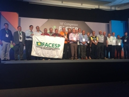 Congresso FACESP - Novembro de 2017