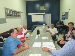 Reunião de Diretoria ACE Campo Limpo Paulista